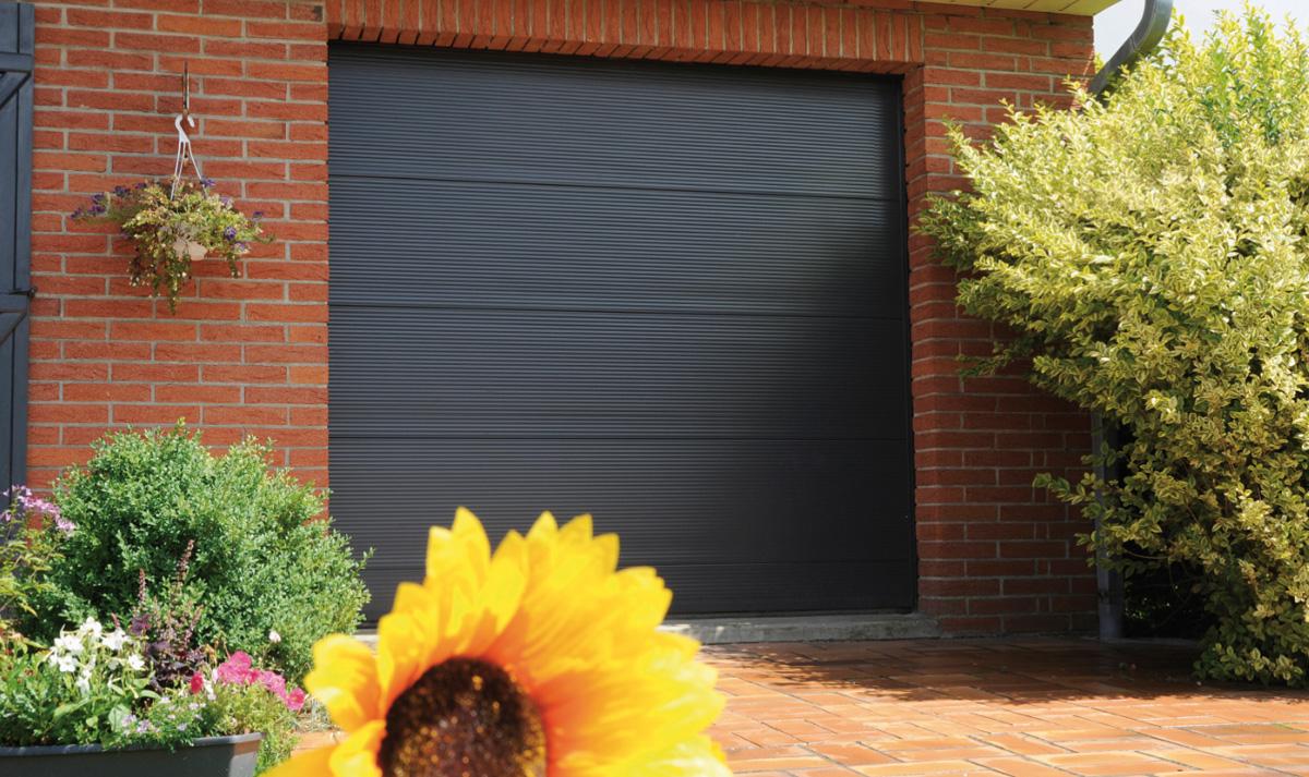 Porte de garage 77